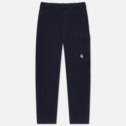 Мужские брюки C.P. Company Lens Pocket Garment Dyed Stretch Sateen Total Eclipse
