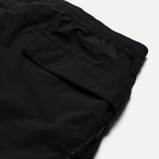 Мужские брюки C.P. Company Cargo Garment Dyed Stretch Nylon Loose Fit Black