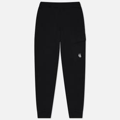 Мужские брюки C.P. Company Lens Pocket Diagonal Raised Fleece Black