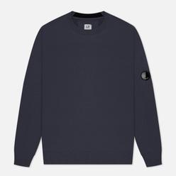Мужская толстовка C.P. Company Lens Pocket Diagonal Raised Fleece Ombre Blue