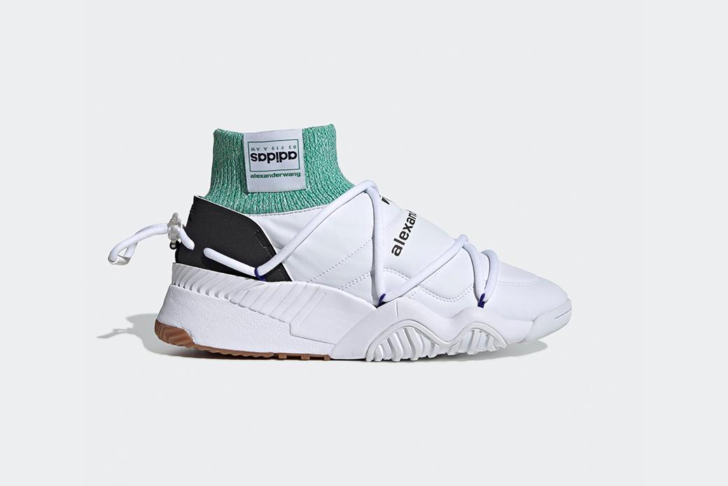 adidas Originals × Alexander Wang: диско-футуризм