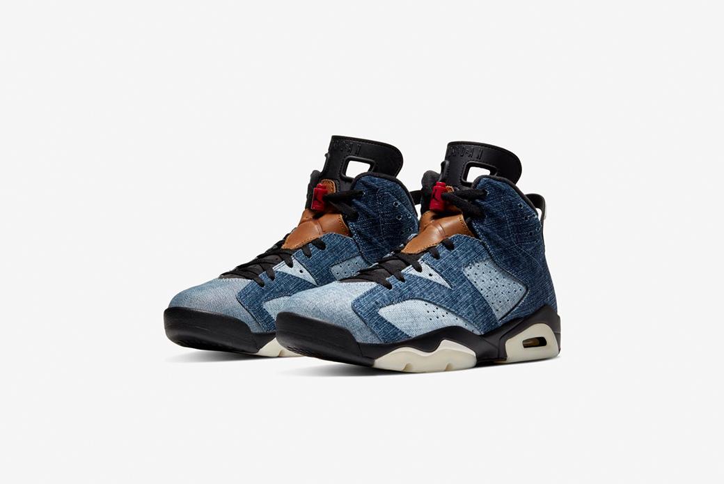 """Air Jordan 4 """"Washed Denim"""": меняя образ"""
