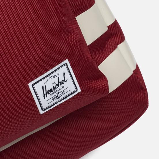 Рюкзак Herschel Supply Co. Heritage Rhubarb/Birch Stripe