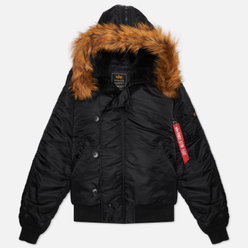 Мужская куртка Alpha Industries N2B Black