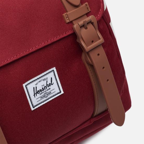 Рюкзак Herschel Supply Co. Little America Rhubarb/Birch Stripe