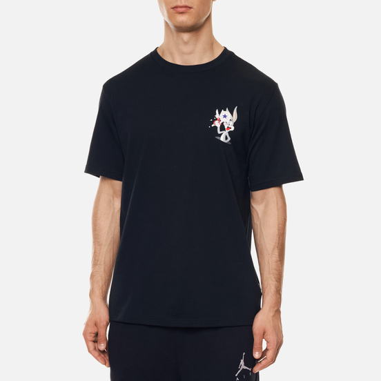 Мужская футболка Converse x Bugs Bunny Print Black