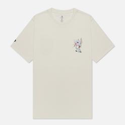 Мужская футболка Converse x Bugs Bunny Print Egret