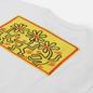 Мужская футболка Converse x Keith Haring Elevated Graphic White фото - 2