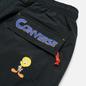 Мужские шорты Converse x Space Jam A New Legacy Black фото - 2
