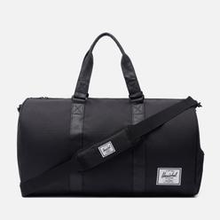 Дорожная сумка Herschel Supply Co. Novel Black/Black Synthetic Leather