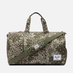 Дорожная сумка Herschel Supply Co. Novel Green Pea Camo