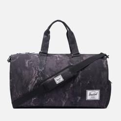 Дорожная сумка Herschel Supply Co. Novel Black Marble