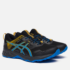 Мужские кроссовки ASICS Gel-Sonoma 5 Gore-Tex Black/Directoire Blue