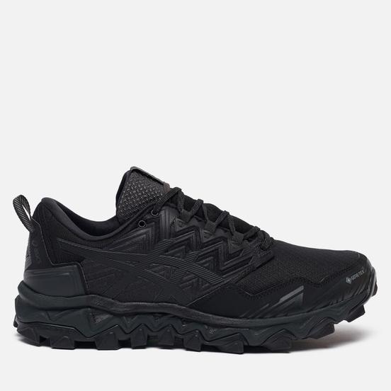 Мужские кроссовки ASICS Gel-FujiTrabuco 8 G-TX Black/Black
