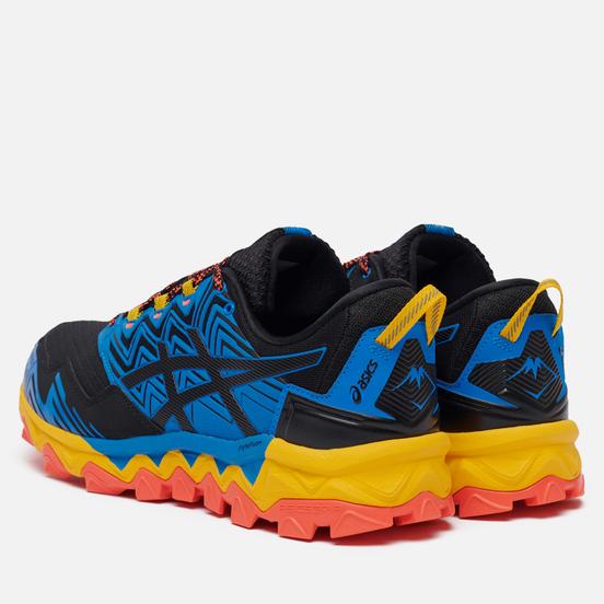 Мужские кроссовки ASICS Gel-FujiTrabuco 8 G-TX Directoire Blue/Black