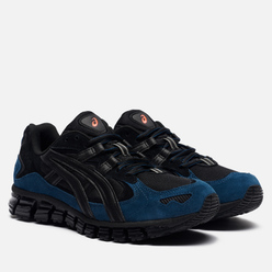 Мужские кроссовки ASICS Gel-Kayano 5 360 Black/Magnetic Blue