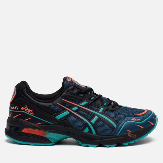 Мужские кроссовки ASICS Gel-1090 Magnetic Blue/Black