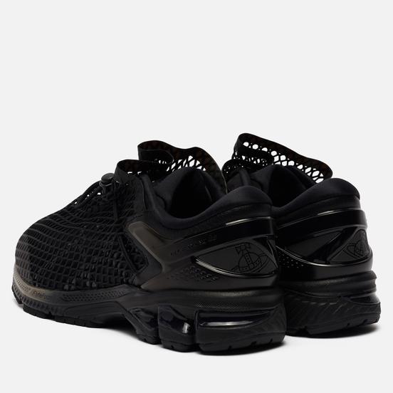 Кроссовки ASICS x Vivienne Westwood Gel-Kayano 26 Black/Black