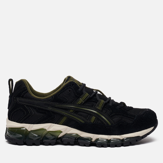 Мужские кроссовки ASICS Gel-Nandi 360 Black/Smog Green