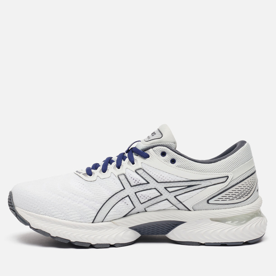 Мужские кроссовки ASICS x Reigning Champ Gel-Nimbus 22 Paris Polar Shade/Carrier Grey