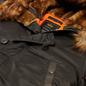 Мужская куртка парка Alpha Industries N3B VF 59 Replica Grey фото - 1