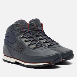 Мужские зимние ботинки Helly Hansen Woodlands Ebony/Charcoal/Redwood