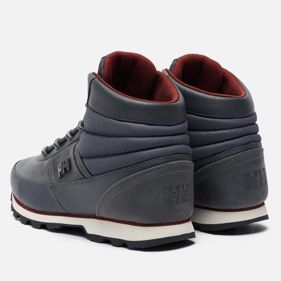 Мужские зимние ботинки Helly Hansen Woodlands Ebony/Charcoal/Redwood