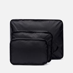Комплект чехлов Herschel Supply Co. 3-Pack Travel Organizers Black