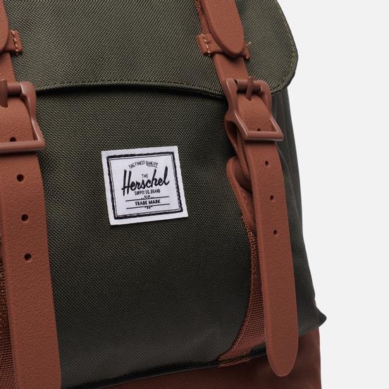Рюкзак Herschel Supply Co. Little America Forest Night