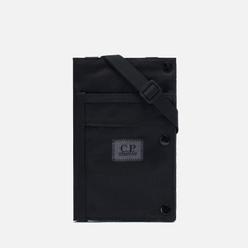 Сумка C.P. Company Nylon B Garment Dyed Utility Black