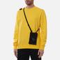 Сумка C.P. Company Nylon B Garment Dyed Utility Black фото - 4