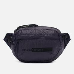 Сумка на пояс C.P. Company Nylon Coated Garment Dyed Crossbody Greystone