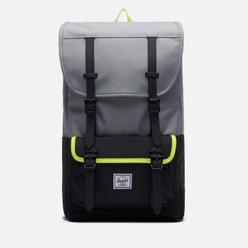 Рюкзак Herschel Supply Co. Little America Pro Grey/Black/Safety Yellow
