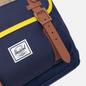 Рюкзак Herschel Supply Co. Little America Pro Kelp/Peacoat/Cyber Yellow/Saddle фото - 4