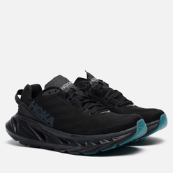 Женские кроссовки Hoka One One Elevon 2 Black/Dark Shadow