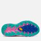 Женские кроссовки Hoka One One Speedgoat 4 Dazzling Blue/Phlox Pink фото - 4
