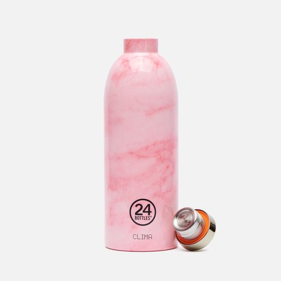 Бутылка 24Bottles Clima Large Marble Pink