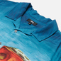 Мужская рубашка Stussy Dice Painting Blue фото - 1