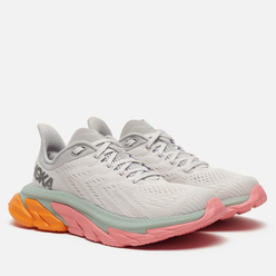 Женские кроссовки Hoka One One Clifton Edge Nimbus Cloud/Lunar Rock