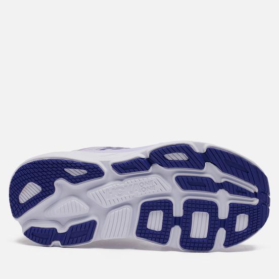 Женские кроссовки Hoka One One Bondi 7 Purple Heather/Clematis Blue