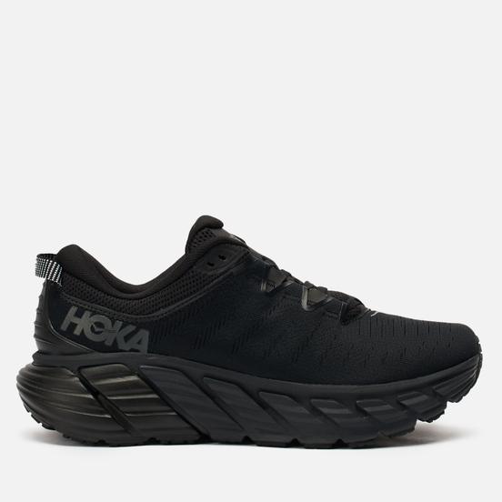 Мужские кроссовки Hoka One One Gaviota 3 Black/Black
