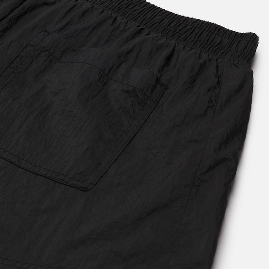 Женские шорты Champion Reverse Weave Tape Detail Track Black