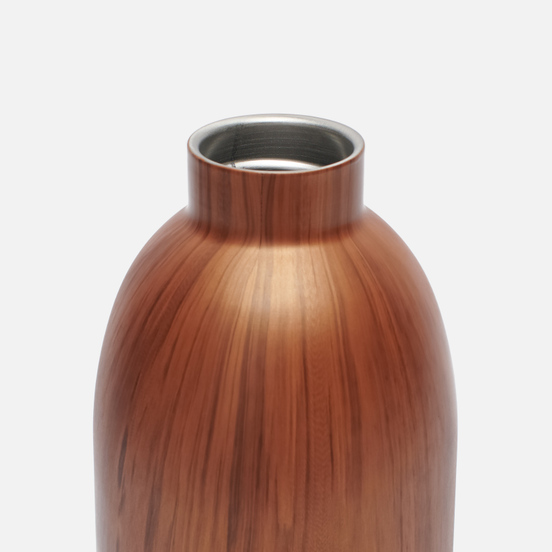 Бутылка 24Bottles Clima Large Sequoia Wood