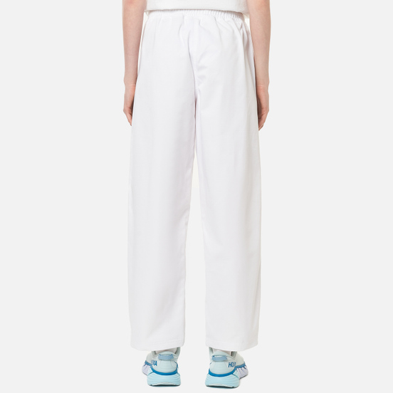 Женские брюки Champion Reverse Weave Woven Tapered Chino White