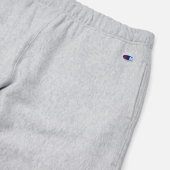 Женские брюки Champion Reverse Weave Stretch Joggers Light Grey