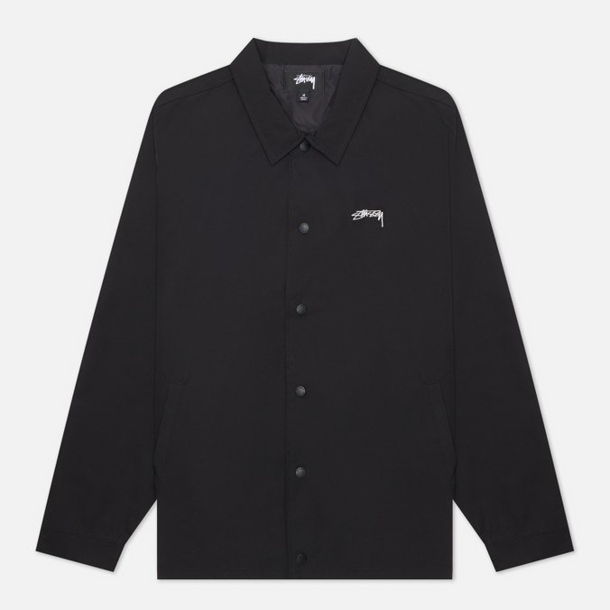 Мужская куртка ветровка Stussy Classic Embroidered Coach