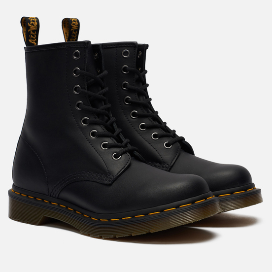 Женские ботинки Dr. Martens 1460 Nappa Black