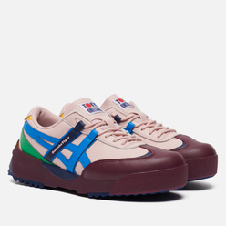 Кроссовки Onitsuka Tiger Delegation EX Ginger Peach/Electric Blue