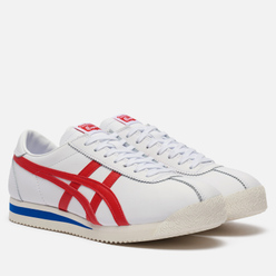 Кроссовки Onitsuka Tiger Corsair White/Classic Red