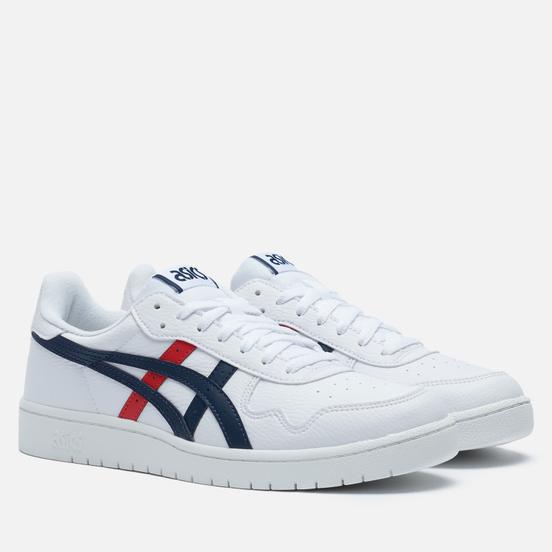 Мужские кроссовки ASICS Japan S White/Tuna Blue